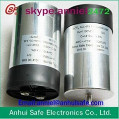 DC capacitor cylinder photovoltaic 500uf