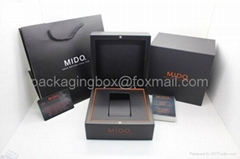 brand high end watch boxes