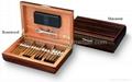 high end top grade wooden cigar gift
