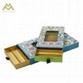 chocolate cardboard gift box China factory 5