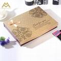chocolate cardboard gift box China factory 1