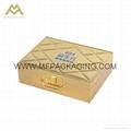 luxury leather case boxes custom