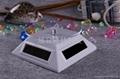 太陽能展示台 旋轉架 轉盤 禮品飾品架 光能圓盤 4