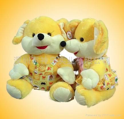 毛絨玩具 1