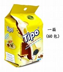 TIPO 黑芝麻朱古力味饼干