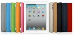 Automatically Wake and Sleep Magnetic Hard Smart Case Cover for iPad 2 3 4