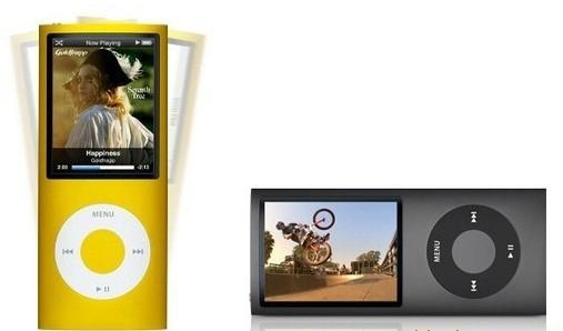 5th nano style MP3 Player MP4 Player with camera/click wheel/handshaking 4