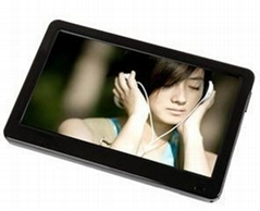 2013 special offer : 7Inch simple function digital photo frame for gift mp3 usb