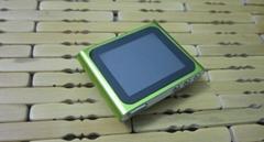 Mp4 .mp3 .mp5 6th MP4 Fashion,Gift MP4usb flash drive