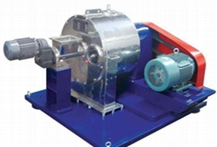 聚乙烯专用离心机-LWL卧式螺旋筛网式过滤离心机