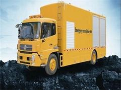 Isuzu 500KW Emergency Rescue Lighting Vehicle