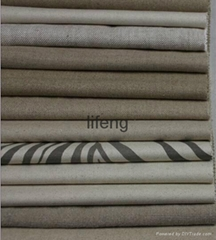 linen cotton fabric for upholstery