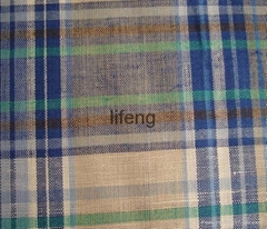 linen cotton blend fabric for shirt