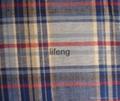 linen cotton blend fabric for shirt 2