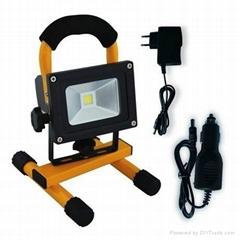 LED便攜式投光燈 充電投光燈