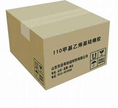 110 Methyl Vinyl Silicone Rubber (HTV)