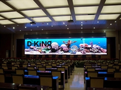 SMD P3 Indoor Advertising LED Display Board