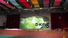 Indoor P5 LED Digital Advertising Screen