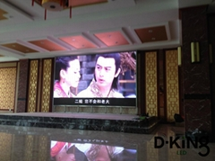 Full Color PH6 Indoor Advertising LED Display