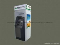 农信社ATM大堂机防护罩