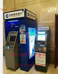 银行ATM机大堂式防护罩