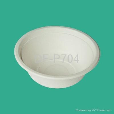 12.5 oz/350ml Bagasse Bowl 1