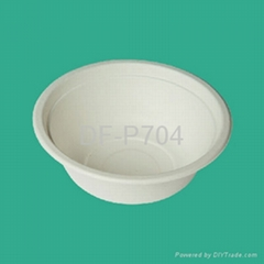 12.5 oz/350ml Bagasse Bowl