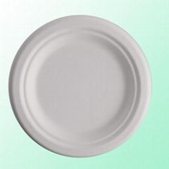 "6.8""Round Plate"