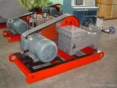 高压防喷器试压泵