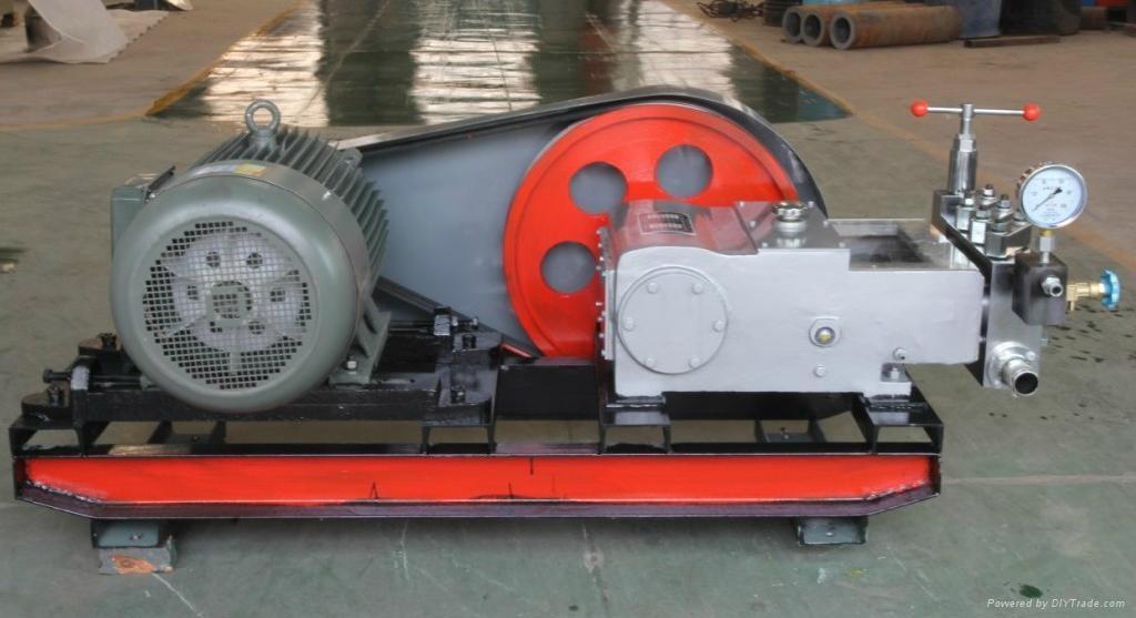 高压防喷器试压泵 3