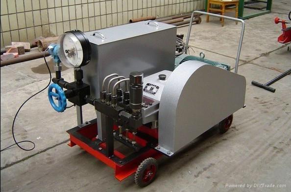 超高压电动打压泵 1