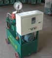 电动试压泵阀