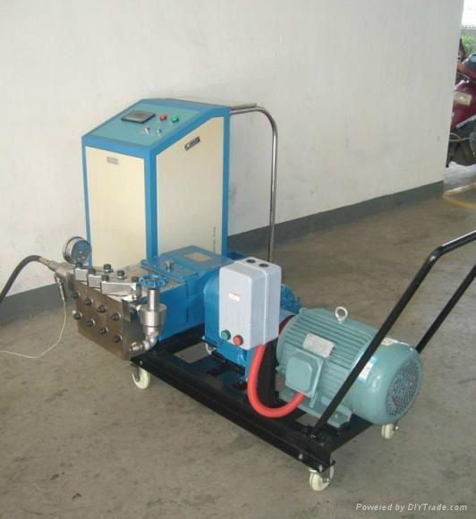 定制非标试压泵 4