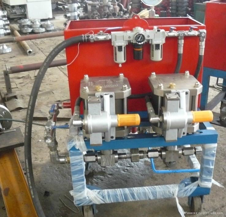气动试压泵 1