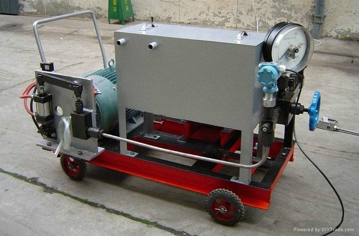 超高压电动打压泵 2