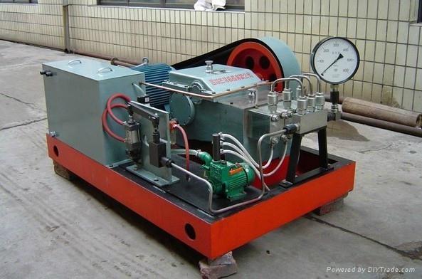 超高压电动打压泵 3