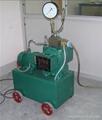 管道试压泵