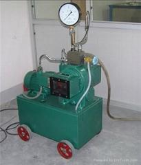 管道試壓泵