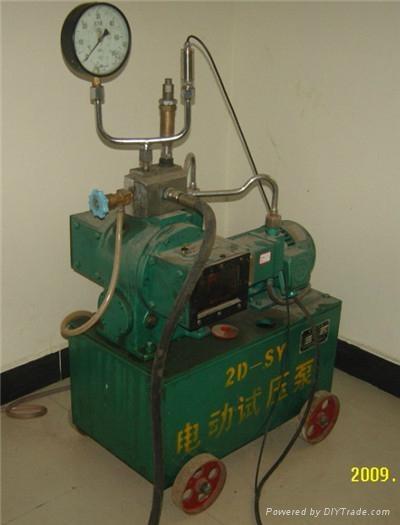 管道试压泵 3