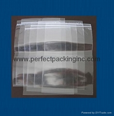 Transparent PE Zip Lock Bags