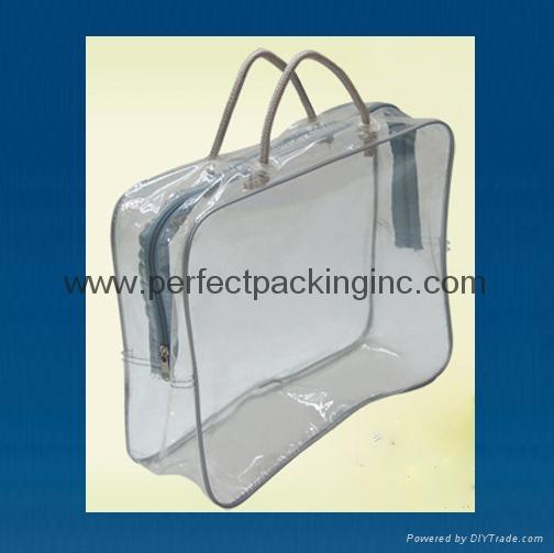 PVC Bedding Packing Bags