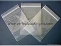 Transparent PE Zip Lock Bags