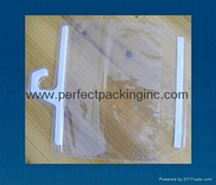 PVC Garment Packing Bags With Hanger