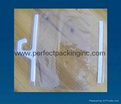 PVC Garment Packing Bags