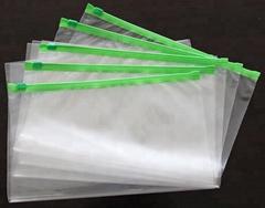 LDPE Slider Zipper Reclosable Bag