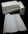 Interleaved Multifold Paper Towel