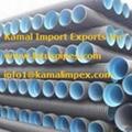 PVC, uPVC, HDPE Pipes 1