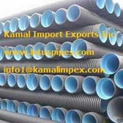 PVC, uPVC, HDPE Pipes