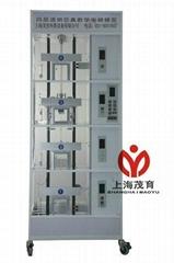 MY-513A透明仿真電梯實訓模型