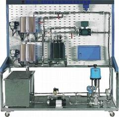 過程裝備安裝調試技術實訓裝置